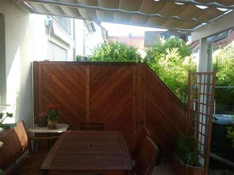 Garten Kaufen Unterschleißheim by Sichtschutzwand Trennwand Aus Holz In Unterschlei 223 Heim