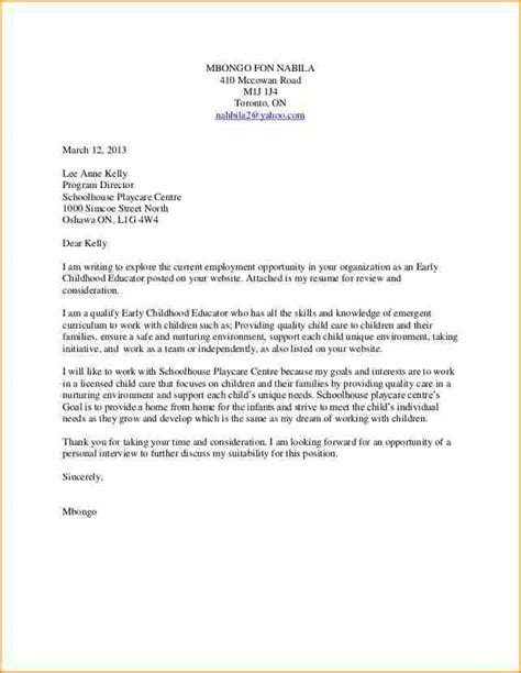 application letter for early childhood teacheride 677 | d72428a6ac2cbeff51071fbe1322a1ff