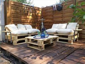 Gartenmöbel Selber Bauen Lounge : lounge sofa selber bauen l6s von design sofa und bild gartenm bel von garten lounge aus paletten ~ A.2002-acura-tl-radio.info Haus und Dekorationen