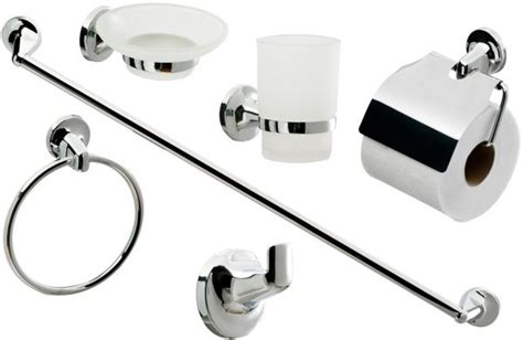 wall mounted bathroom hardware accessories set souq uae
