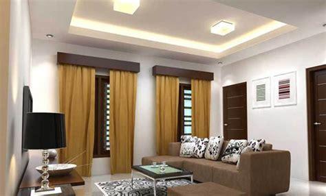 model plafon ruang tamu sederhana  rumah