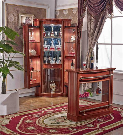 meubles salon moderne maison mini bar compteur conception