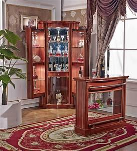 Bar De Salon Moderne : meubles salon moderne maison mini bar compteur conception avec tables de bar table en bois id de ~ Teatrodelosmanantiales.com Idées de Décoration