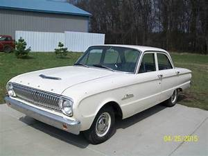1962 Ford Falcon 4dr Sedan V6 Manual For Sale In Little