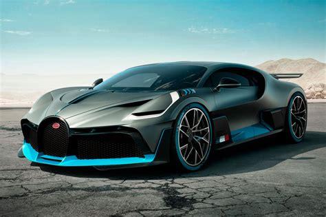 Bugatti Divo 40 Ejemplares A 5 Millones De Euros Por