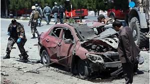 Suicide bomber in Afghanistan kills 6 NATO troops