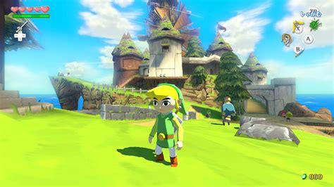 Nintendo Wii U Sales Up 685 As Zelda Wind Waker Hd Hits