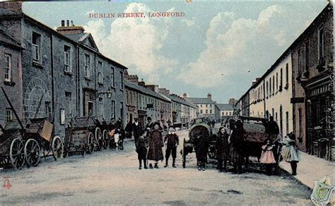 Ee  Vintage Ee   Irish Town Photographs Longford