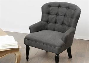 Petit Fauteuil Confortable : fauteuil confortable salon ~ Teatrodelosmanantiales.com Idées de Décoration