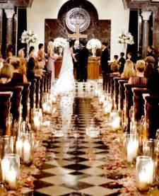 aisle runners for wedding 25 best wedding aisle candles ideas on