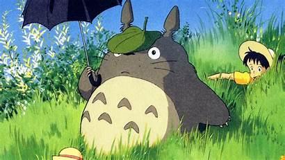 Anime Totoro Illustration Wallpapers Ap13 Desktop Pc