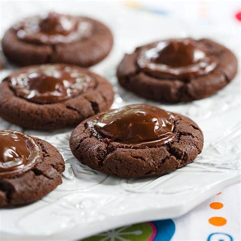 chocolate covered cherry cookies chocolate covered cherry cookies ii recipe dishmaps