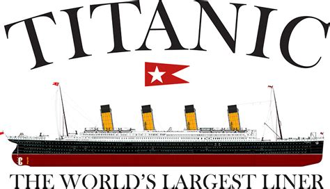 Titanic Boat Vector by Titanic Clipart Cruise Ship Pencil And In Color Titanic