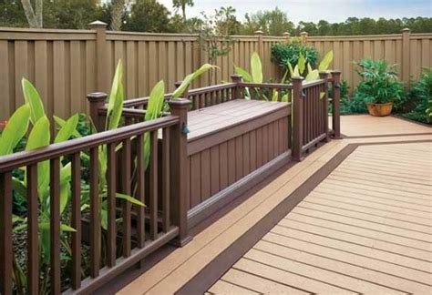 deck   deal wood composite decking saves trees green