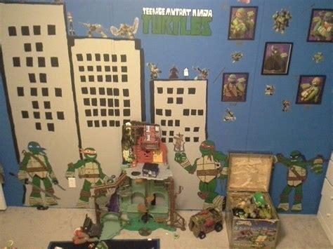ninja turtle bedroom ideas for paul allen s room