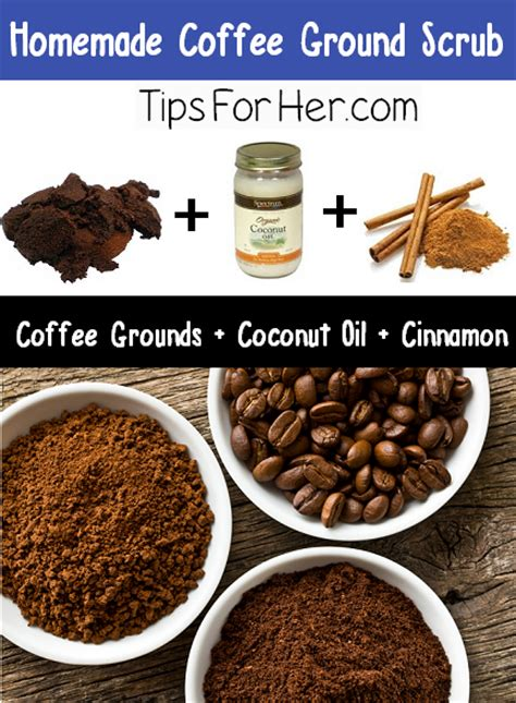Before you toss the coffee grounds from your morning cup of joe, make them into an exfoliating and luxurious zero waste coffee scrub. Homemade Coffee Ground Scrub