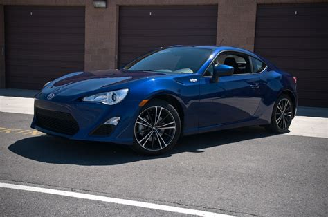 Scion Fr-s Delivers A Walk Off Home Run As A True Driver's
