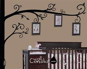 Photo tree wall decal frame hanging sticker