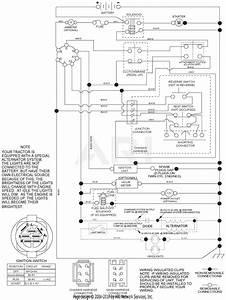 Wiring Diagram Riding Mower