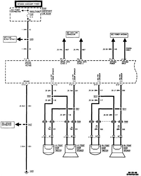 Need Wiring Diagram For Deville Stereo