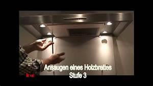 Downdraft Dunstabzug Test : gutmann dunstabzug test ansaugen eines holzbrettes youtube ~ Michelbontemps.com Haus und Dekorationen