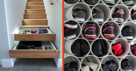 Schuhe Ordentlich Aufbewahren schuhe im kleiderschrank aufbewahren wohn design