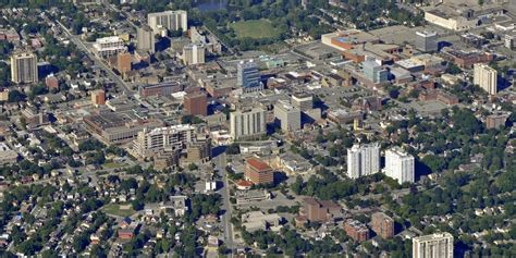 kitchener ont  home  canadas fastest rising rent prices