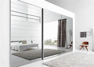 Chambre Ambiance Zen : quel miroir dans une chambre d 39 adulte contemporaine ~ Zukunftsfamilie.com Idées de Décoration