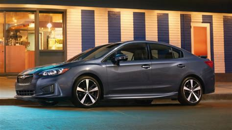 2019 Subaru Impreza Price