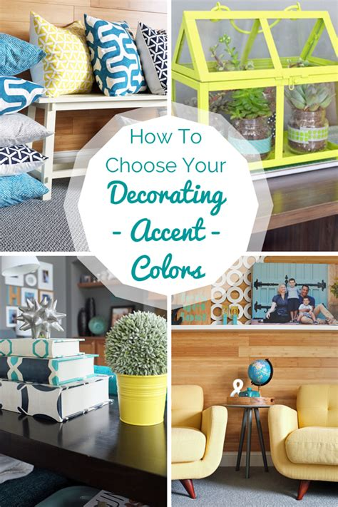 Teal Living Room Ideas by How To Create Your Decorating Accent Color Palette