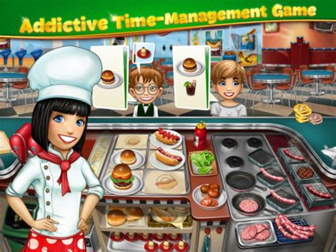 Cooking Fever Game Review  Download And Play Free On Ios
