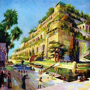 The Hanging Gardens of … Nineveh? - Watchman on the Web