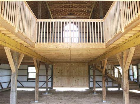 pole barn designs loft pole barn loft designs loft plans designs treesranchcom