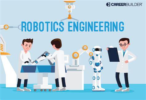 pursuing  promising career  robotics engineering