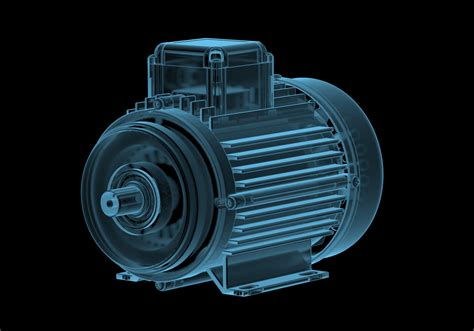 An Electric Motor by Electric Motor Products Proudly Distributed By Kurz Kurz
