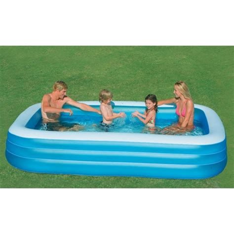 piscine gonflable gifi piscine gonflable gifi rectangulaire jardin piscine et