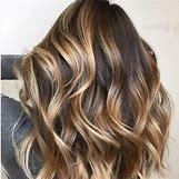 Dark Brown Hair With Caramel Highlights | 500 x 500 jpeg 64kB