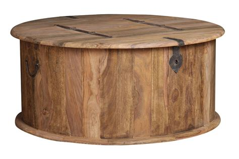 jali natural  trunk coffee table trade furniture