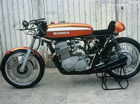 Dick Mann's 1970 Daytona 200 Honda Cb750 Racing Type