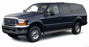 2000 Ford Excursion Pictures Including Interior And