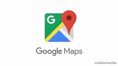 Voice Navigation Realistic Maps Ats Modshost Truck