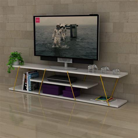 mobili per televisione mobiletto per televisione design moderno 140 cm unity