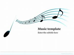 ppt template music tiredriveeasyco With music themed powerpoint templates
