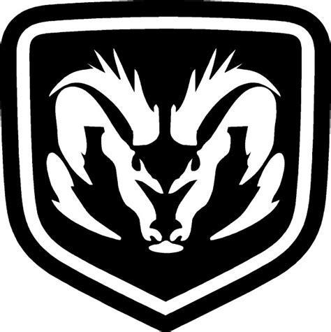 Ram Emblem Decal / Sticker 25