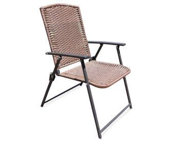 wilson fisher resin wicker stacking patio chair big lots