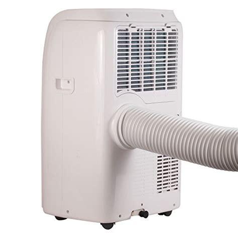 black decker  btu portable air conditioner unit remote led display window vent kit