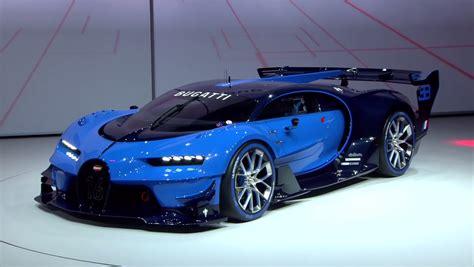 Bugatti Vision Gt At Iaa 2015 Volkswagen Group Night