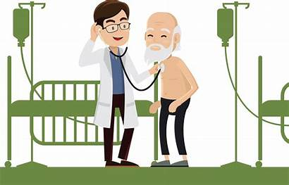 Clipart Conversation Job Sharing Patient Hospital Transparent