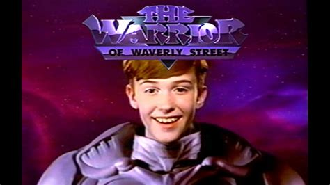 The Warrior Of Waverly Street Aka Star Kid (1997) Movie