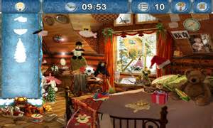 Christmas Find Hidden Objects Games